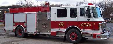 Primary Fire Truck